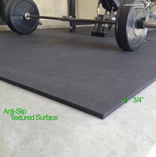 Flooring For Home Gym Canada: CrossFit High Impact Flooring
