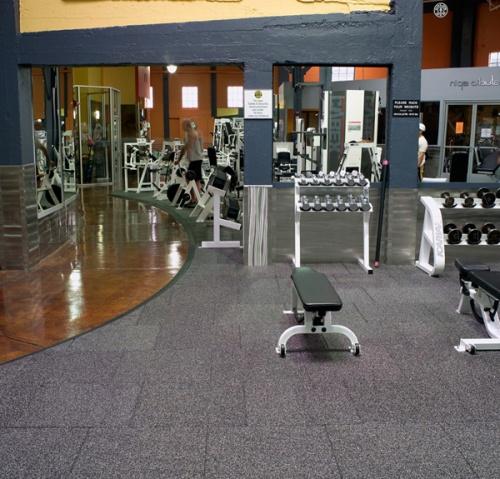 Flooring For Home Gym Canada