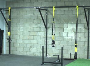 Trx Wall Rack System