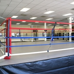 Event Series Boxing Rings Zebra Mats Canada