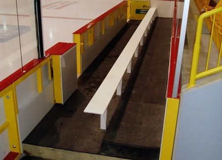 Economy Loose Lay Fitness Flooring Zebra Mats Canada
